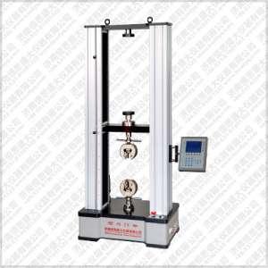 瑞昌市DW-200合金焊条抗拉强度试验机